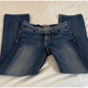 BKE Drew Bootcut Jeans Size 28